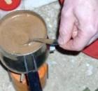 ככה מכינים קפה שחור בשטח